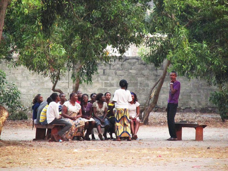 Congo coro