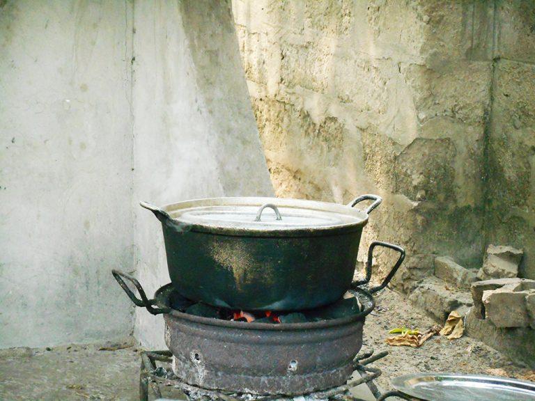 Cucinare in Congo