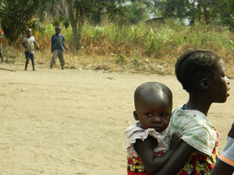 Congo fotografia