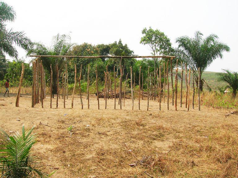 Fondamenta casa Congo