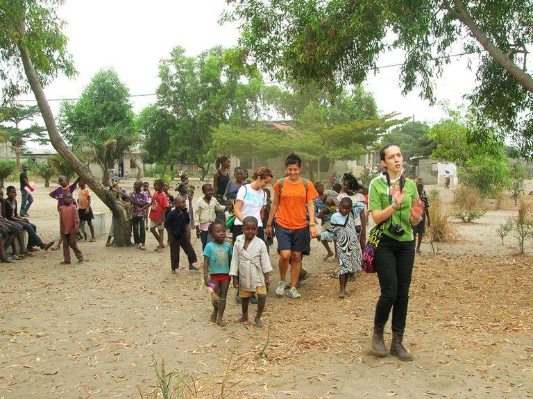 Gruppo missionari Africa