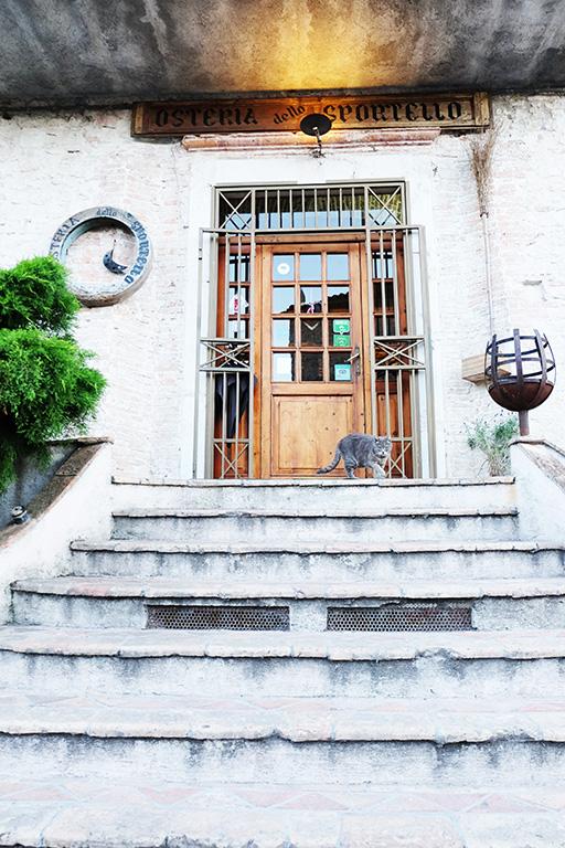 Osteria dello Sportello Casteldilago