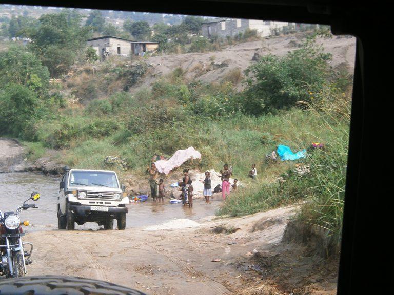 Safari Congo