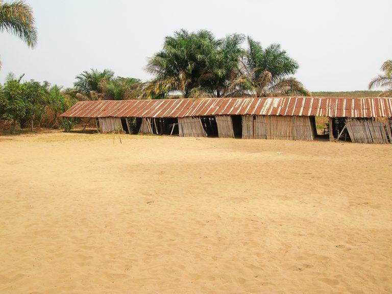 Scuola villaggio Congo
