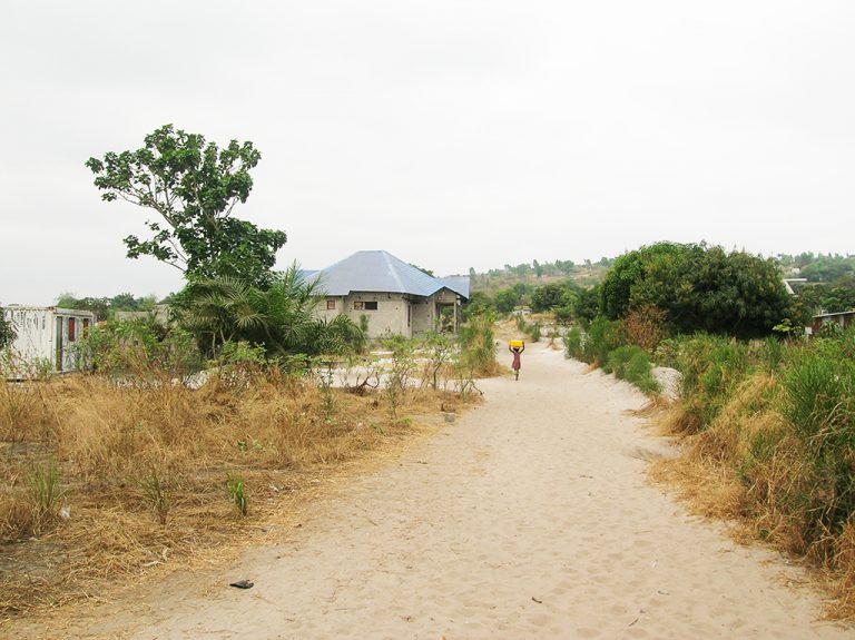 Strada in Congo