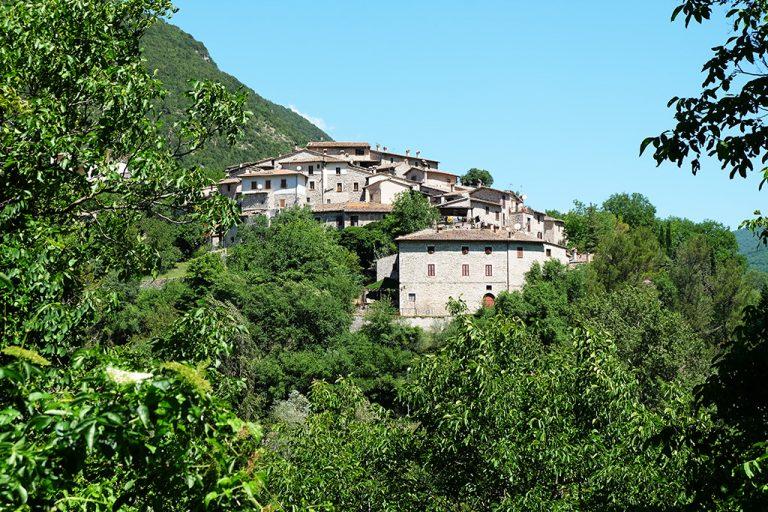 Umbria borgo
