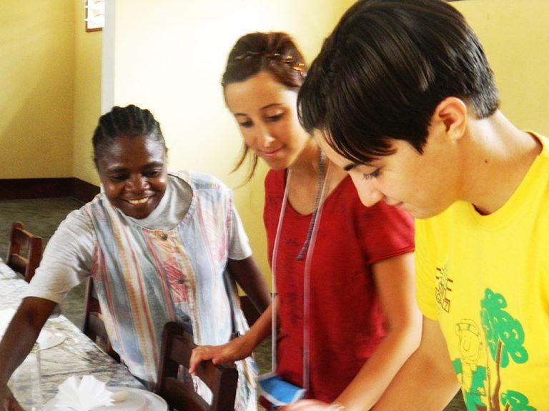 Viaggio umanitario in Congo
