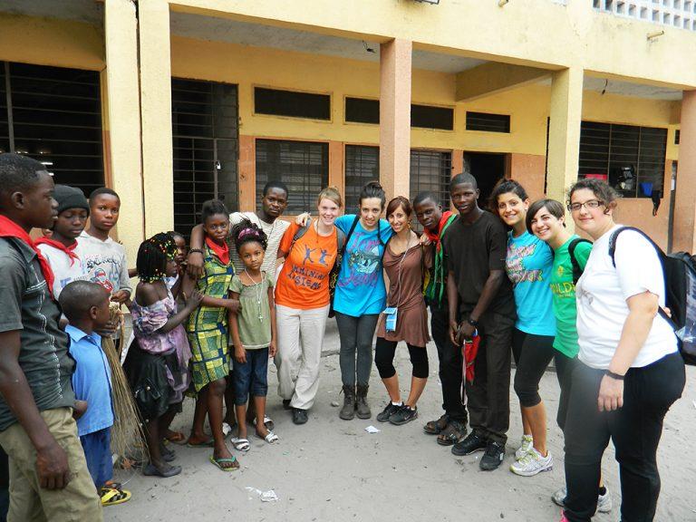 Africa Congo scuola