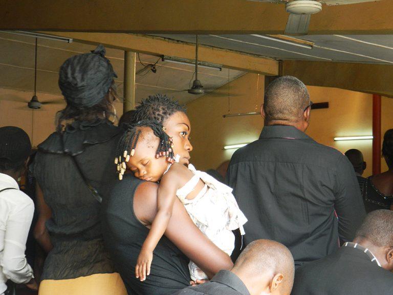 bambina Congo