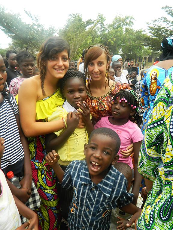 Bambini Congo giochi