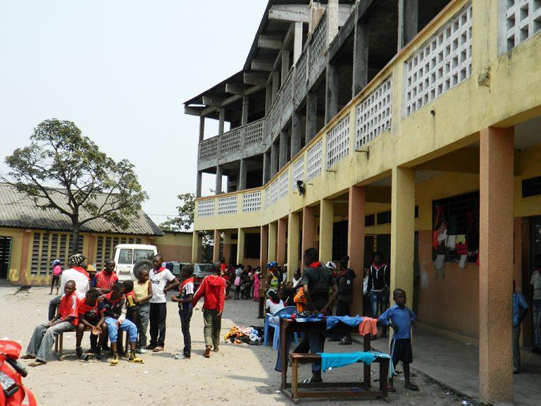 Centro Scuola Congo