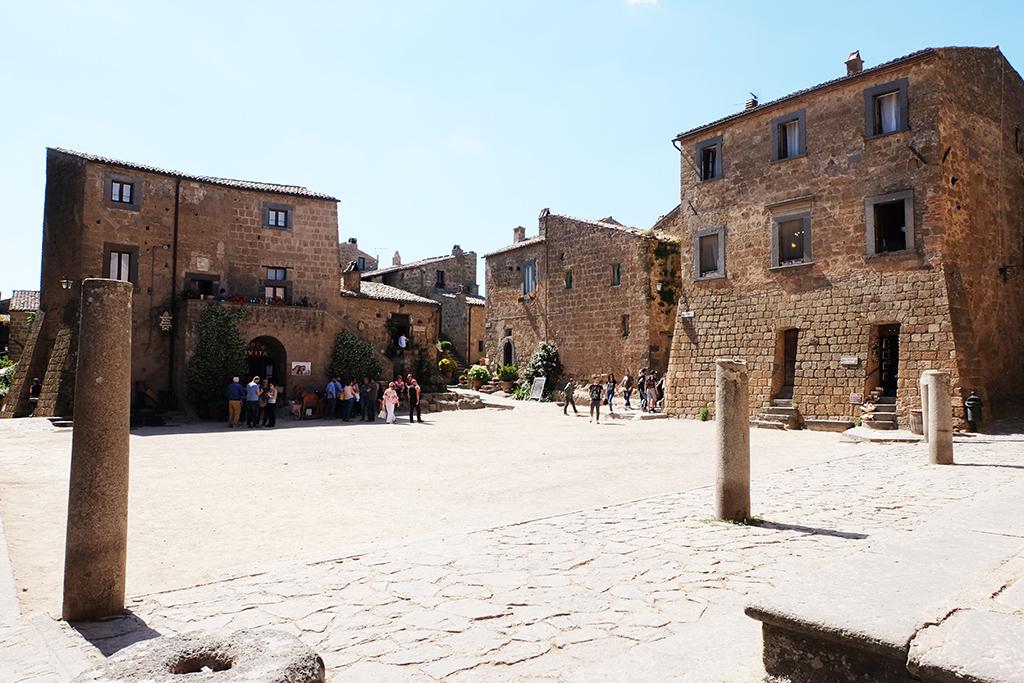 Centro storico Civita di Bagnoregio