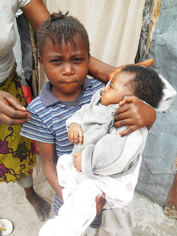 Congo bambini