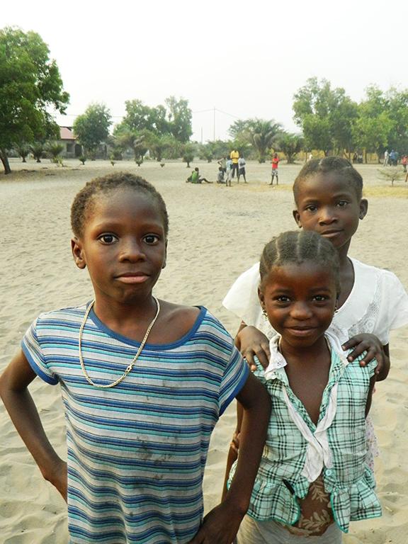 Congo sorrisi bambini