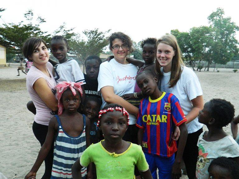 Congo viaggio umanitario