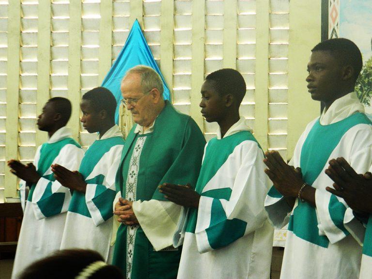 Messa Africa Congo