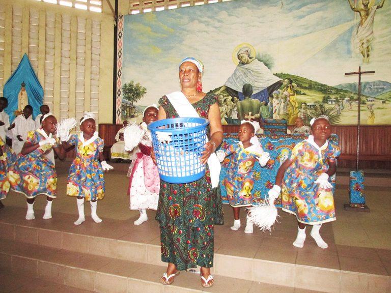 messa africana
