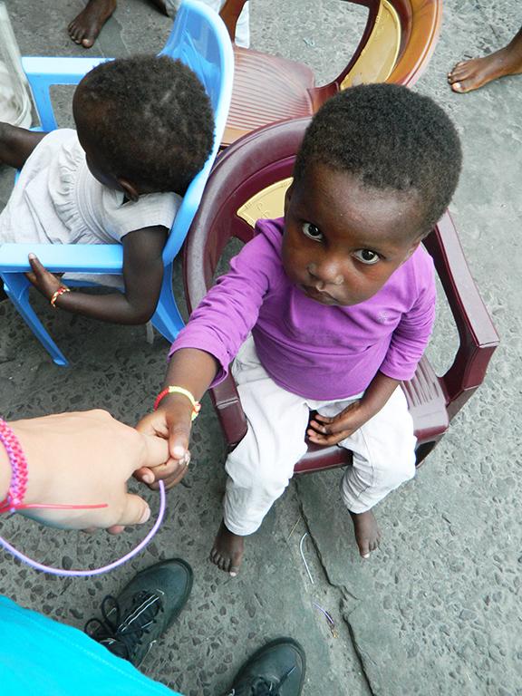 Orfanotrofio Congo bambini