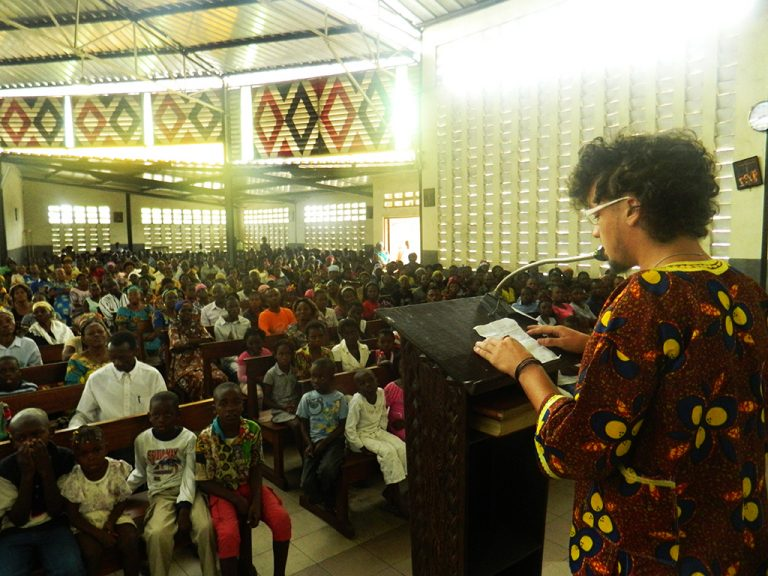 parrocchia Bibwa Congo