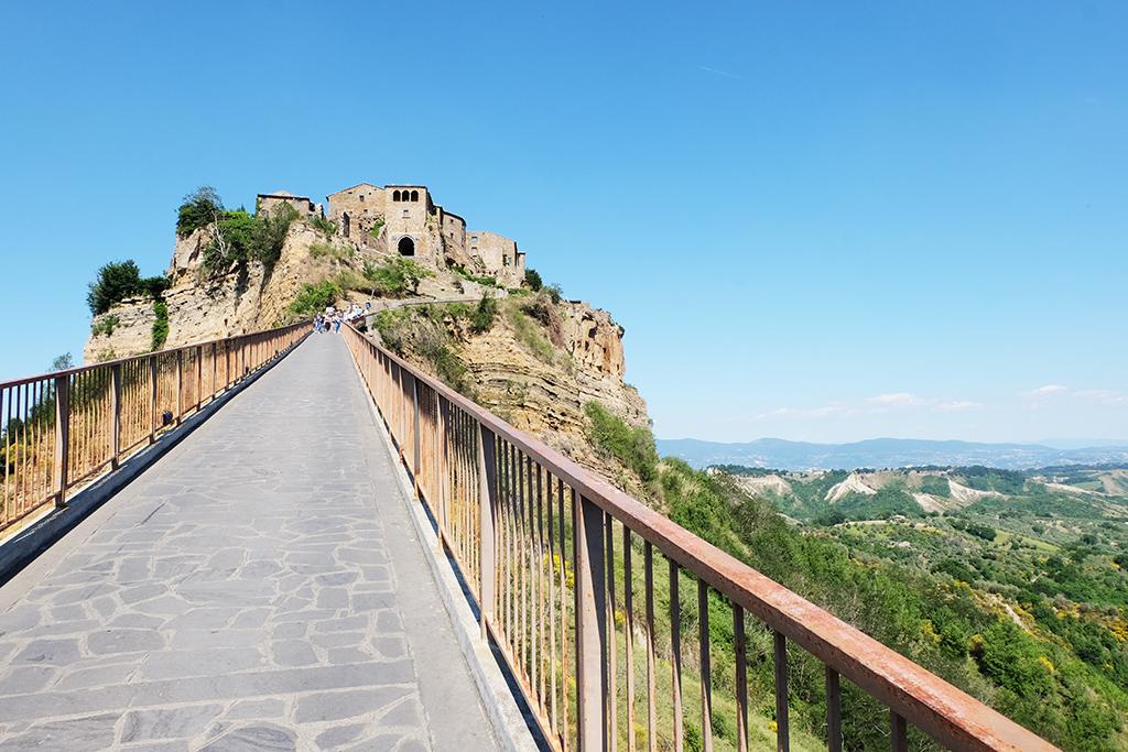 ponte Civita di Bagnoregio