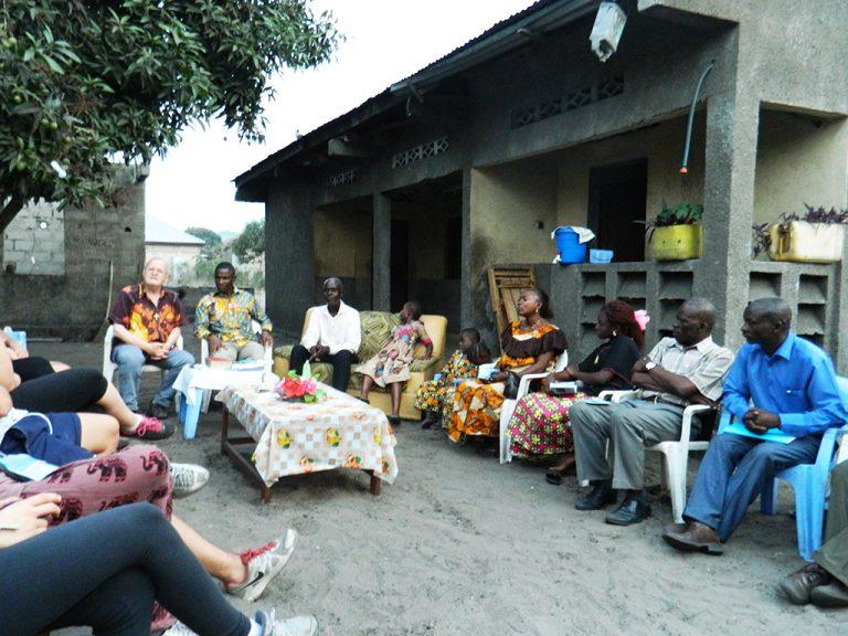 Preghiera Congo