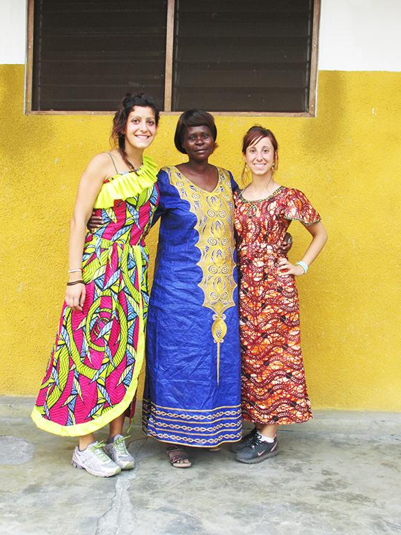 vestiti africani