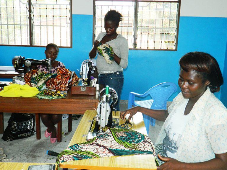 Vestiti Congo Africa