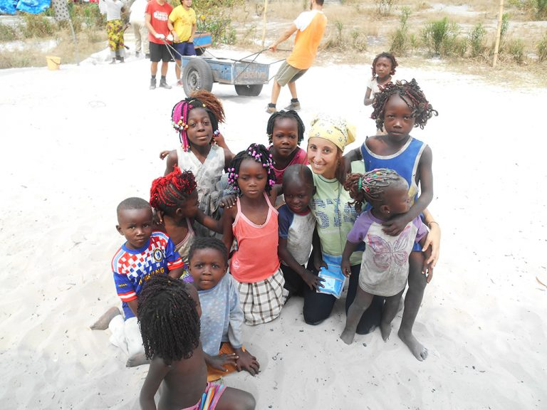 Viaggio Congo Africa