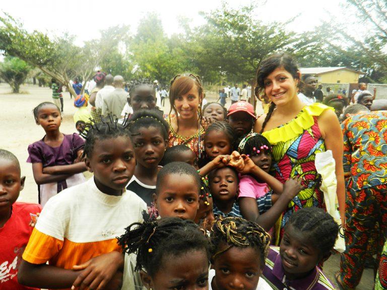 viaggio Congo bambini