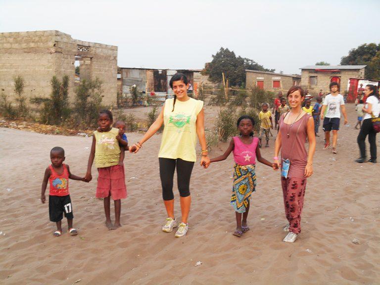 Viaggio umanitario Congo