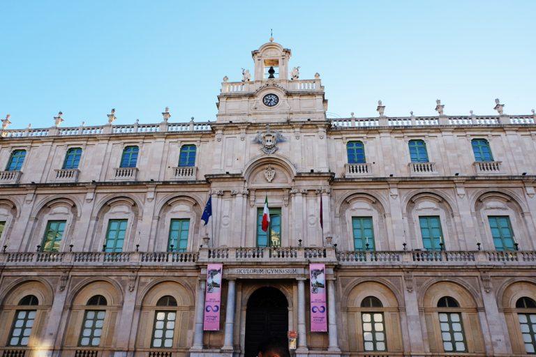 Catania monumento