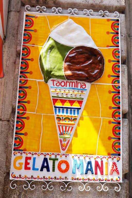 Gelato Taormina