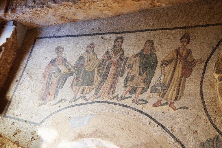 mosaici-romani