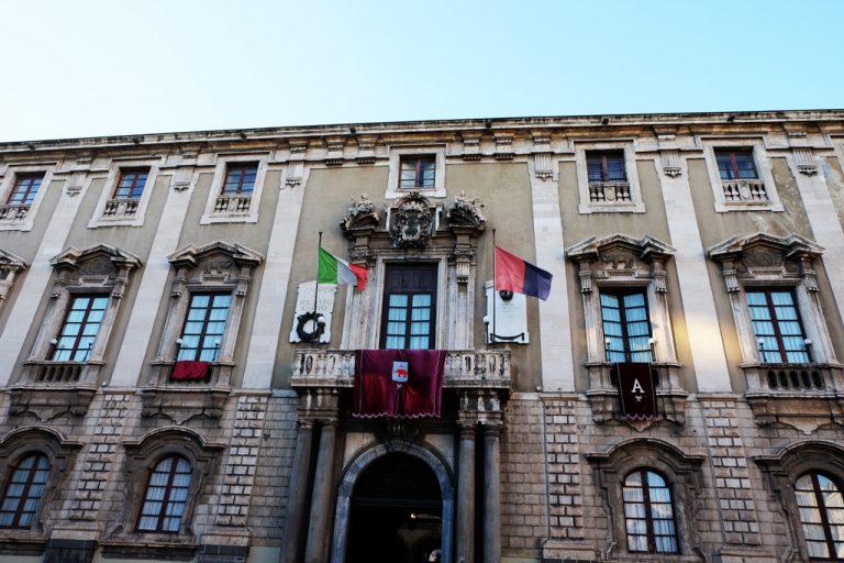 Palazzo elefanti Catania