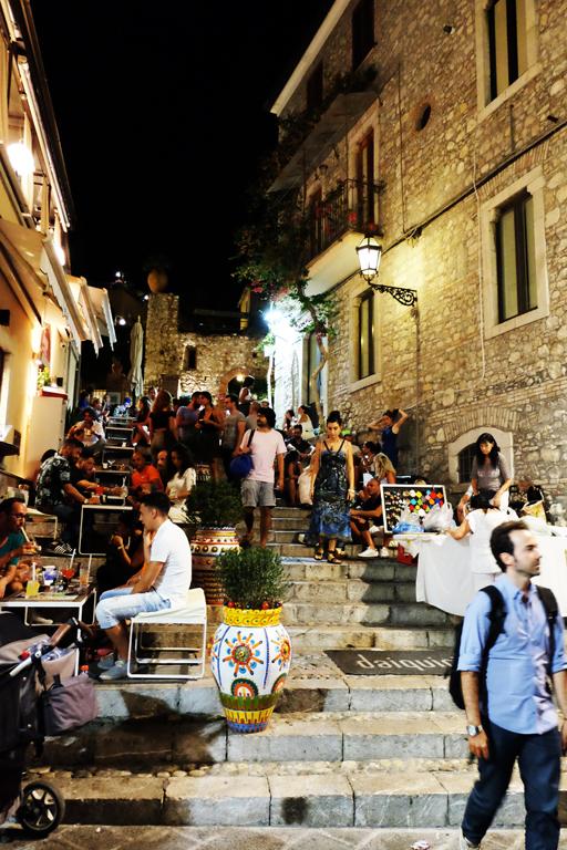 Sicilia di sera