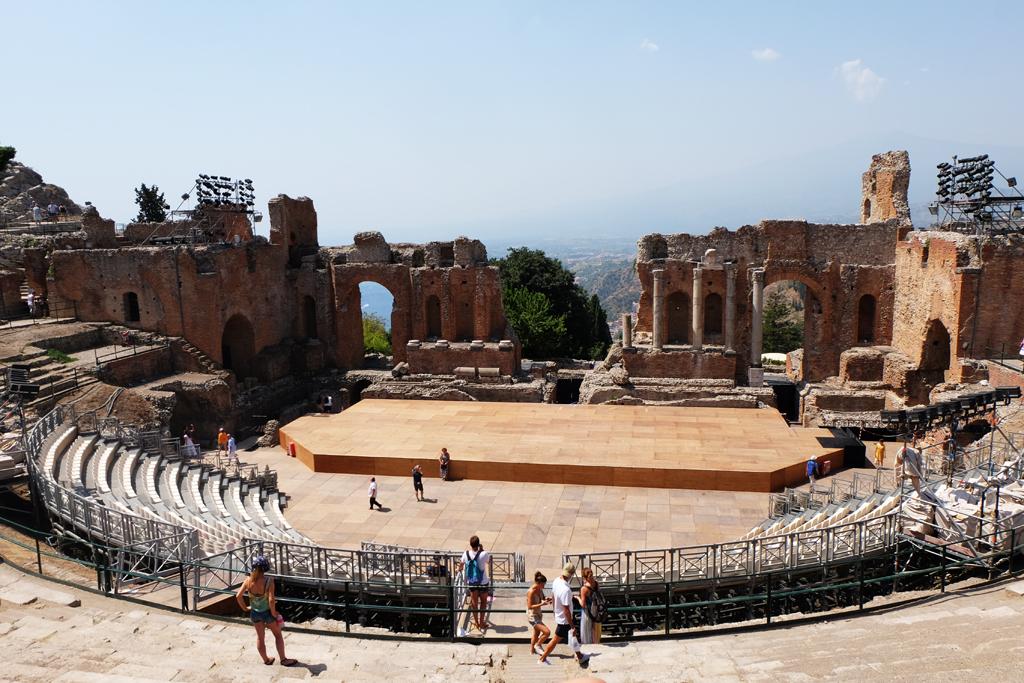 Taormina anfiteatro