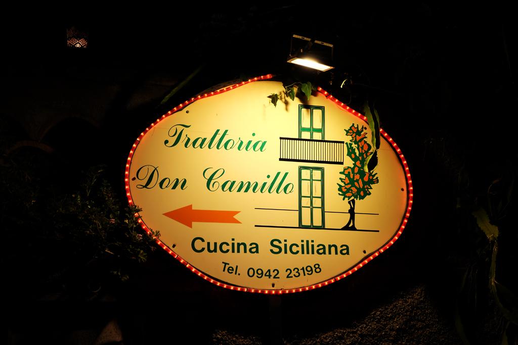 Trattoria di Don Camillo Taormina